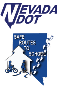 NDOT and Safe Routes to School Logos