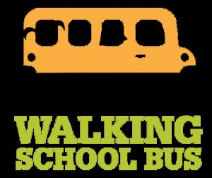 Walking School Bus Logo
