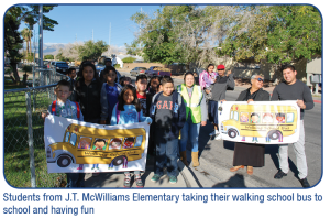 Photo: J.T McWilliams Elementary Students