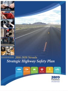 Photo: Strategic Highway Safety Plan Report Cover