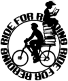 Ride for Reading Logo