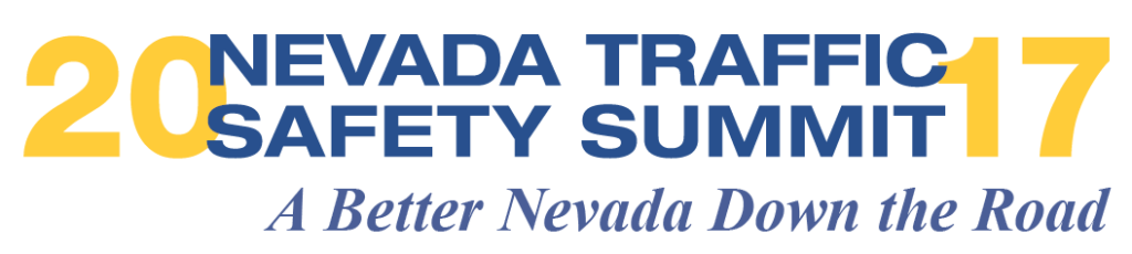 2017 Nevada Traffic Safety Summit Header
