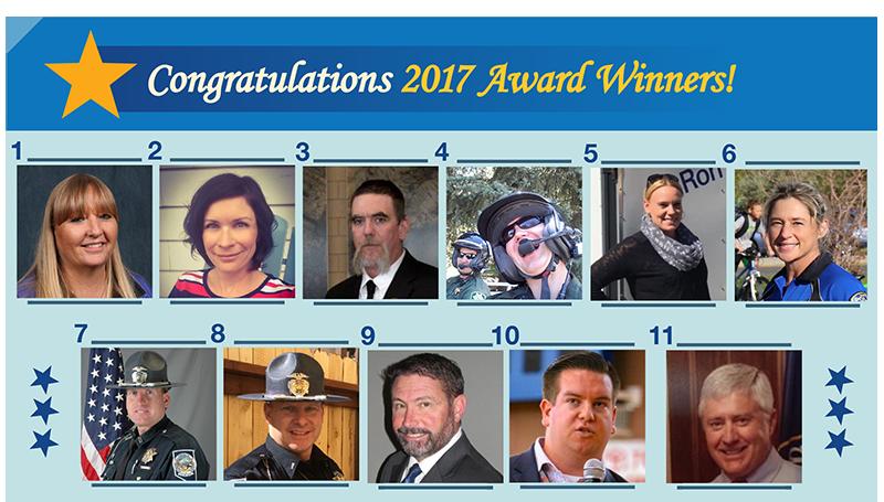 Award Winners Collage