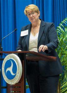 NHTSA Deputy Administrator, Heidi King