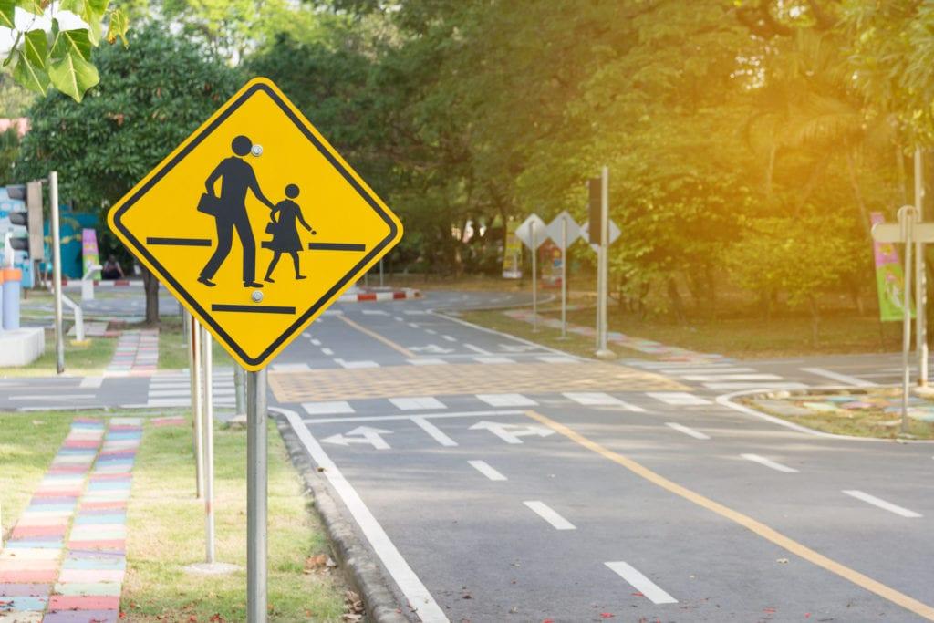 Pedestrian Safety Zone